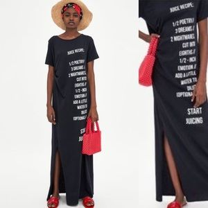 Zara Juice Recipe Dress